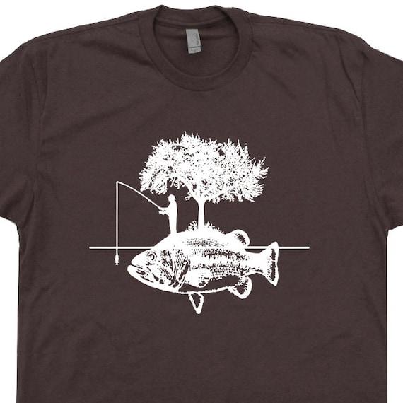 Fishing T Shirt Fisherman Shirts Funny Fishing Tshirt Saying