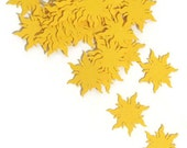 Tangled Sun Confetti - 100 Pieces - Tangled Birthday Party Supplies