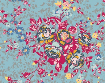 Art Gallery - Floressence - Meadow Aroma FS2023 Splash, per yard