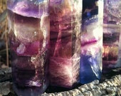 Brilliant Rainbow Fluorite Generators ~ For Transmuting Negative Energy, Raising Vibrations, Astral Travel and Ignites Spiritual Awakening
