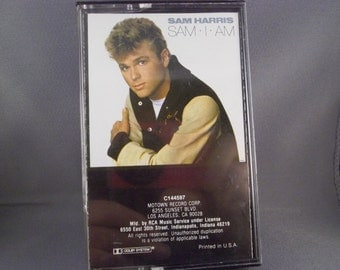 Sam Harris: Sam I Am Music Cassette Tape