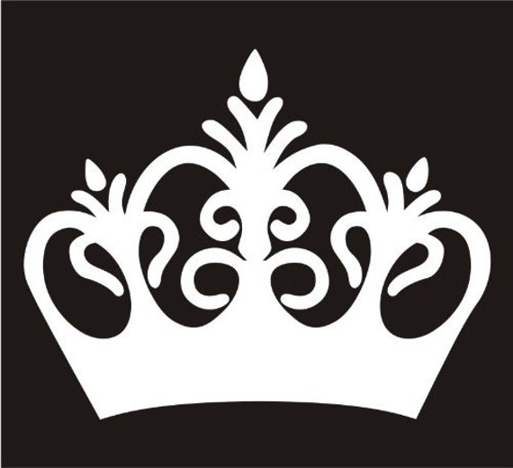 Princess Crown Decal Pictures To Pin On Pinterest Clanek