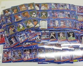 VINTAGE - Lot of 2 1991 Leaf/Donruss™  Baseball Cards, Standard Set PLUS Extended Set