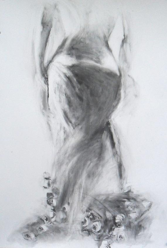 dessin fille sexy femme fatale nue