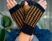 Hand warmers, Knit fingerless gloves, Women fingerless gloves, Handmade fingerless gloves, Woolen gloves, Warm winter accessory, Lady gloves
