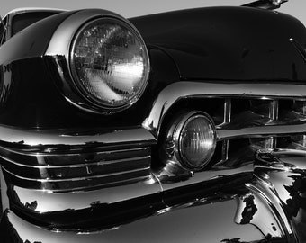 Classic Car Photography, 1950 Cadillac Photo, Cadillac, Vintage Car, Fine art photography, Car art