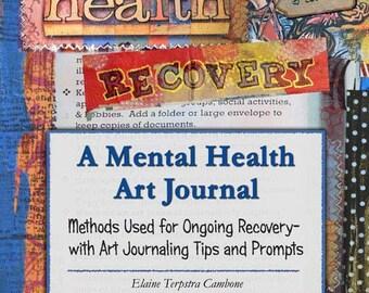 A Mental Health Art Journal book PDF