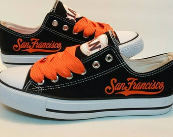san francisco giants canvas shoes