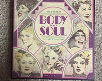 Vintage Album Body and Soul