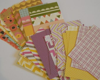 Extras Pattern Journal Cards