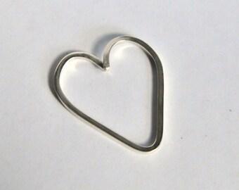 Key-ring YERTA (silver)