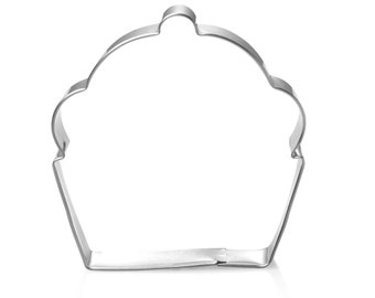 Stainless Steel Cupcake Cookie Cutter