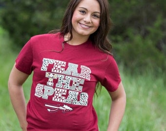 """Florida State """"Fear the Spear""""  T-Shirt"""
