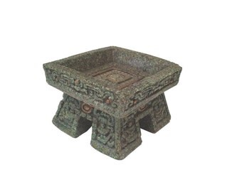 James Mont Style Pagoda Candle Holder
