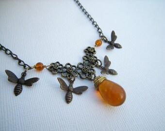 HONEYDROP necklace