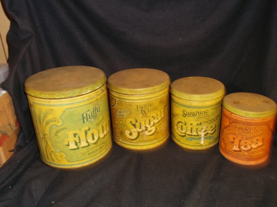 antique kitchen canisters fluffy flour rare vintage kitchen canisters