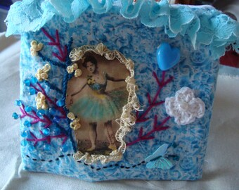 """LA PETITE DANSEUSE"" embroidery Kit"