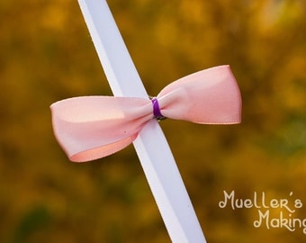 Hair bows made to order.