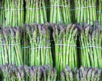 Mary Washington Asparagus - 50 seeds (Organic/non-GMO)