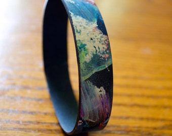 Rollerblade Art bracelets