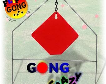 Metal GONG - BB Target - Airsoft Target - Pellet Target