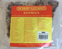 Hornby Railways Scenics R8047 - Medium Cork Bark - Scale Model Material - Terrarium & Diorama Supplies