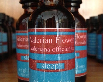 Leigh's Bees Valerian Root Tincture