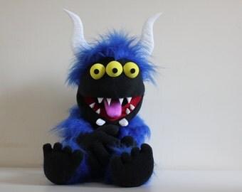 Custom Made Professional Monster Puppet / muppet