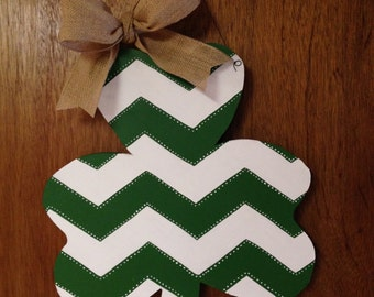 St. Patty's Day Door Hanger