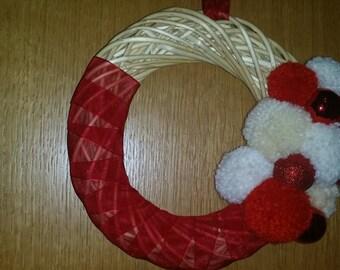 Christmas wreath - Home decor for Christmas