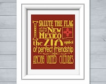 New mexico land of enchantment the gift of travel - Popular Items For New Mexico Decor On Etsy