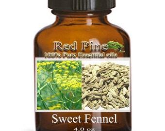 Sweet Fennel Essential Oil - Foeniculum vulgare - 100% Pure Therapeutic Grade