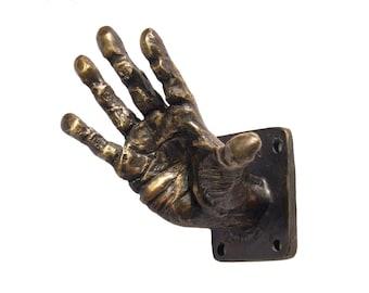 Hand Coat Hook 3