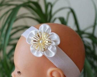 Baby Mädchen Stirnband, Haar Blumen, Stirnband, Haarband