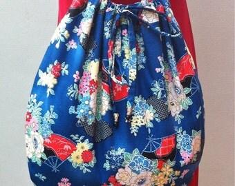 """SALE - Shoulder Bag """"Lunar Fan"""""""