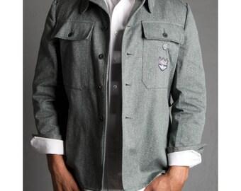 Vintage Swiss Jean Jacket