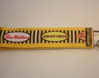 Tim Hortons Coffee Keyfob