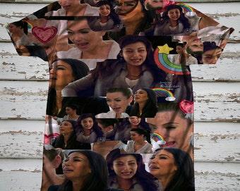 Popular items for kim kardashian crying on etsy - Kim kardashian crying collage ...