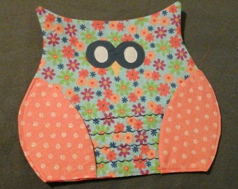 Set of 6 Owl Placemats
