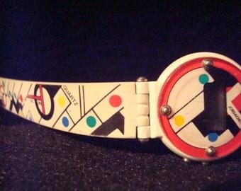 Vintage Jordache quartz watch