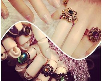 """Ring for ABJD dolls, type """"Brunnhilde"""""""