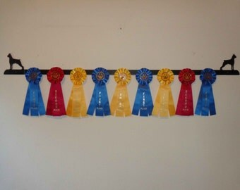 Showoff Ribbon Rack #0121W - Boxer