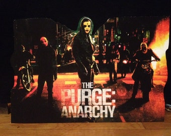 The Purge: Anarchy Standup