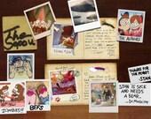 Gravity Falls Polaroids Custom Collections Prop Replicas