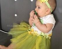 popular items for green tutu skirt on etsy