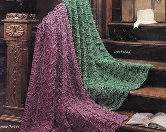 Ripple Lace Knitting Pattern : Popular items for knitted ripple on Etsy