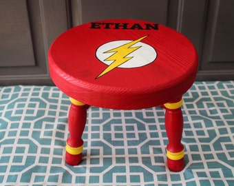 Items Similar To Bathroom Step Stool With Personalized Two