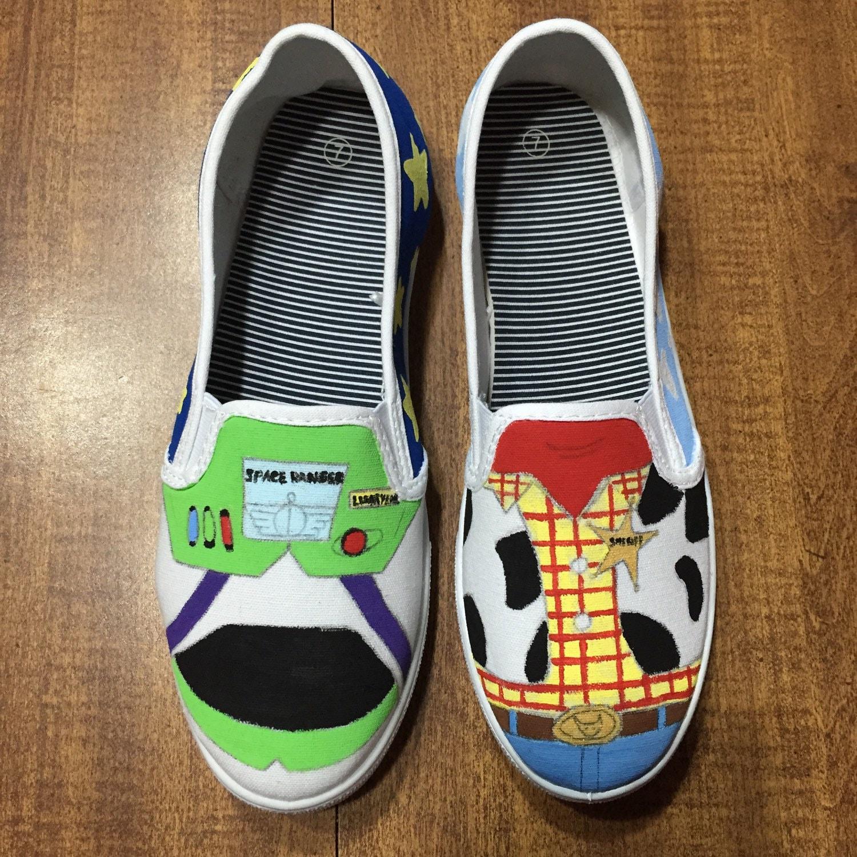 Vans Uk Toy Story