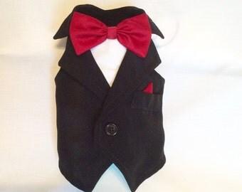 Gentleman Dog Vest