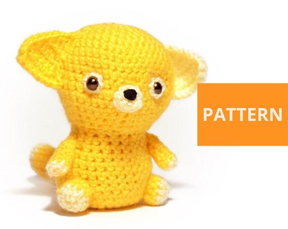 Cat Amiguruni PATTERN Amigurumi Cat crochet pattern cat
